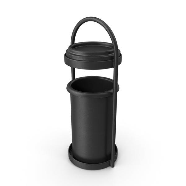 Thumbnail for Outdoor Trashcan