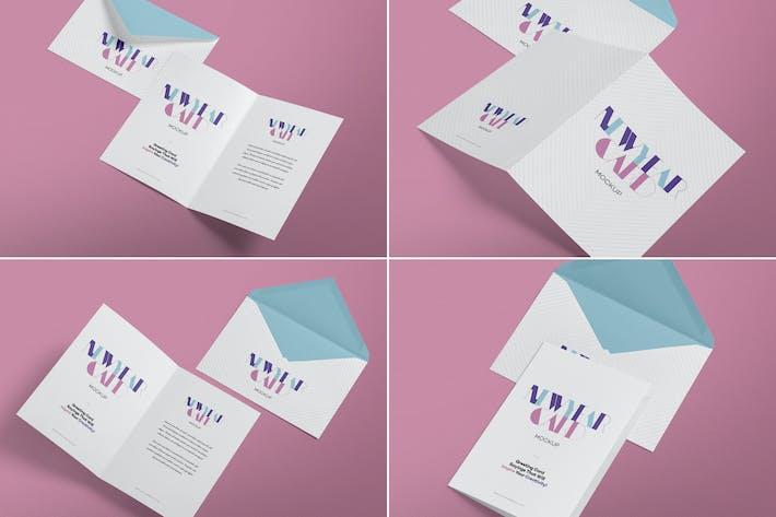 Thumbnail for Maquettes de cartes de vœux