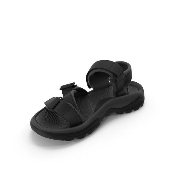 Mens Sandals Black
