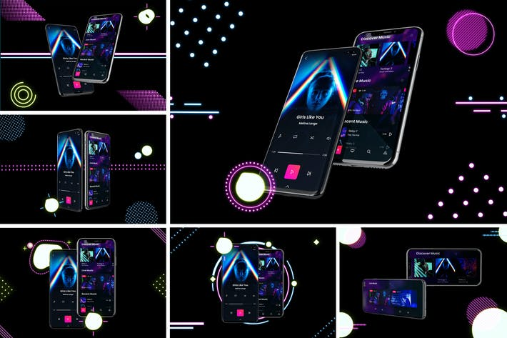 Neon IOS & Android