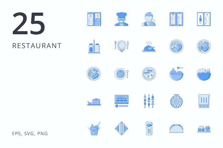 Cover Image For Restaurant 25