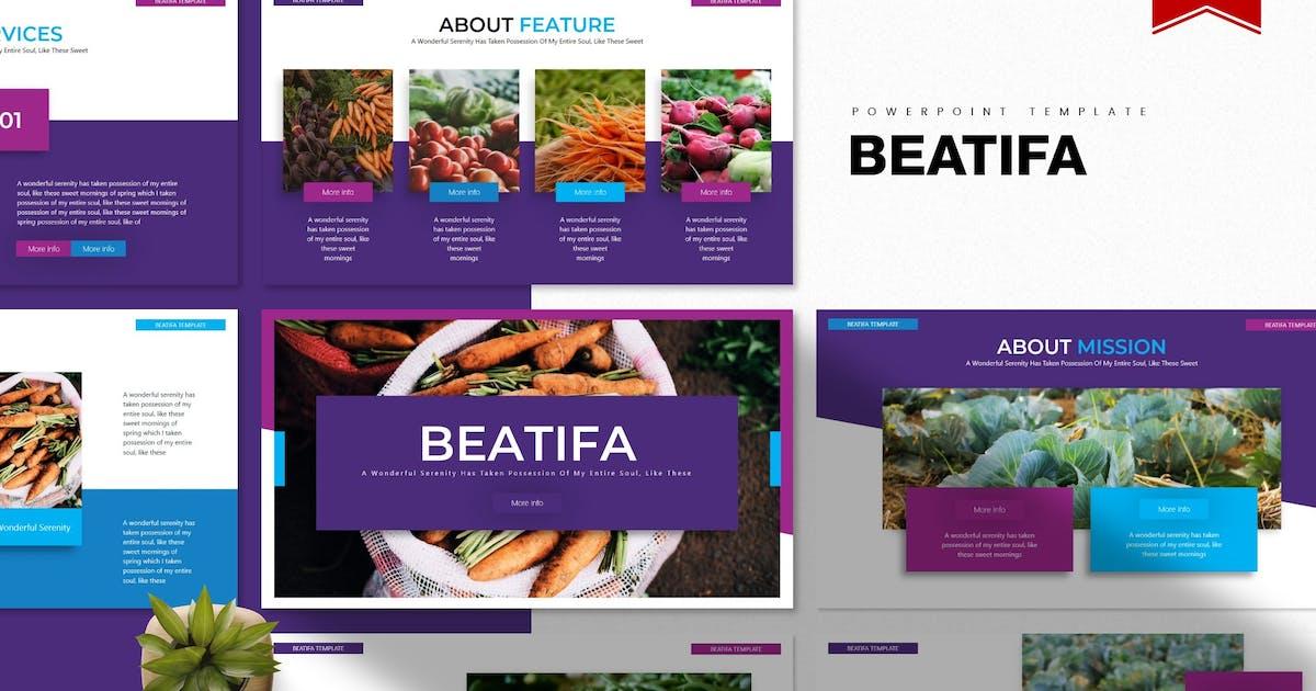 Download Beatifa   Powerpoint Template by Vunira