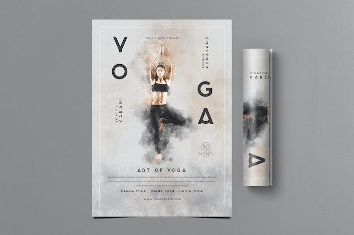 Thumbnail for Yoga Flyer