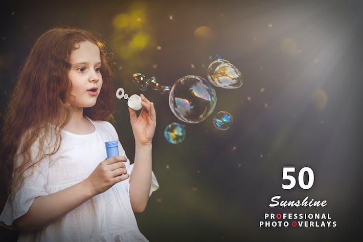 50 Sunshine ФотоНаложения