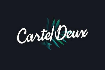 Cartel Deux - Modern Bold Script