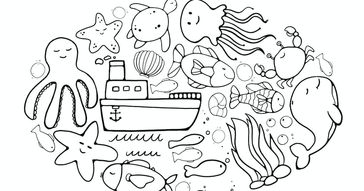 Download Oceanic Doodles by Jumsoft