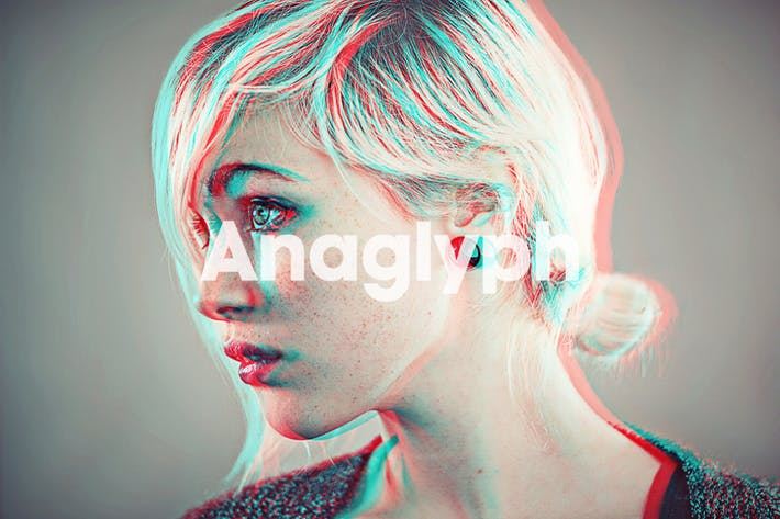Thumbnail for Anaglyph 3D Action