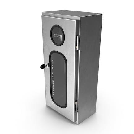 Feuerlöscher-Aufbewahrungsbox