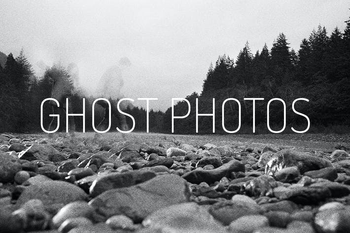 Cover Image For Ghost Photo Creator