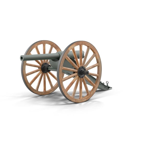 Thumbnail for 19th Century Cannon