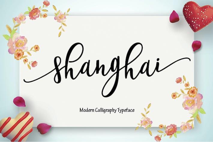 Thumbnail for Sanghai Script