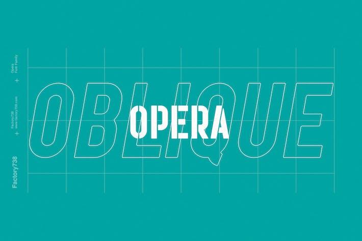 Thumbnail for Opera Oblique