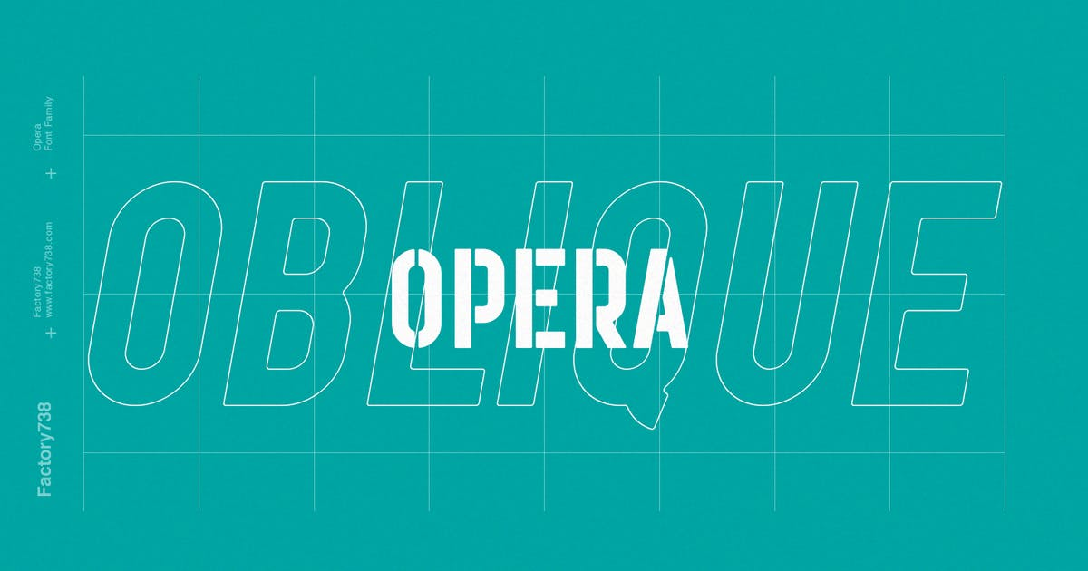 Download Opera Oblique by factory738