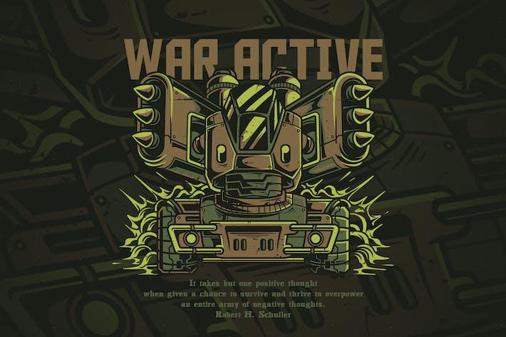 Thumbnail for War Active
