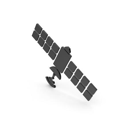 Symbol Satellite Black