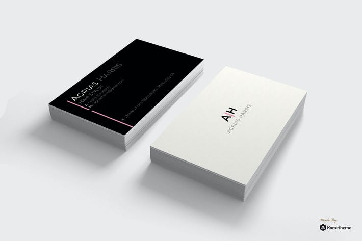 Cover Image For Business Card vol. 28