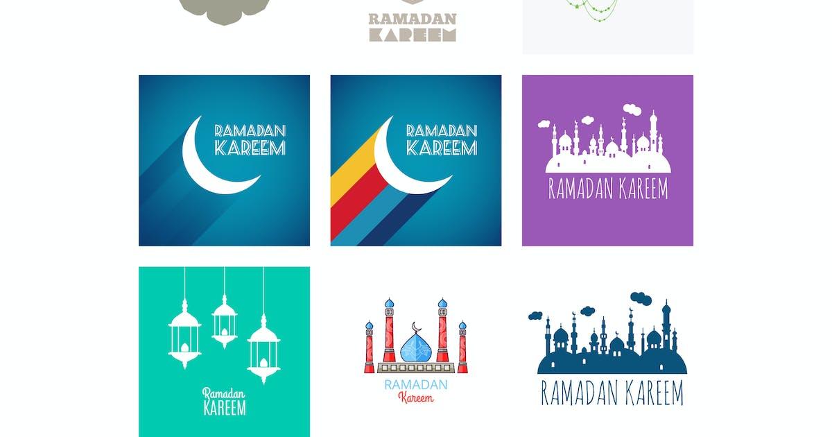 Download Ramadan Kareem, greeting card by Unknow