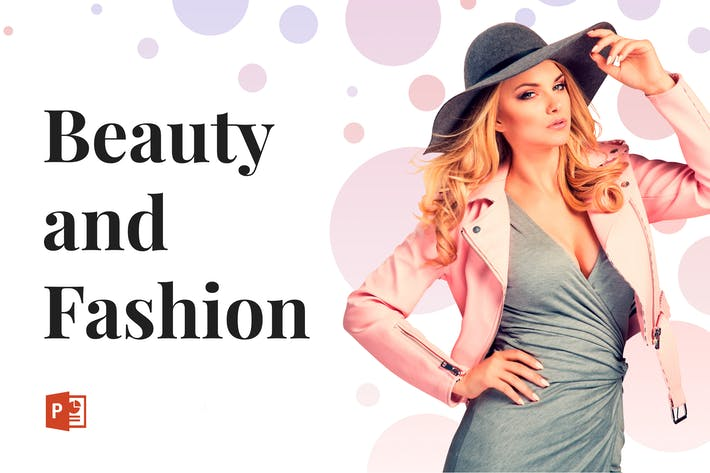 Thumbnail for Beauty and Fashion PowerPoint Template