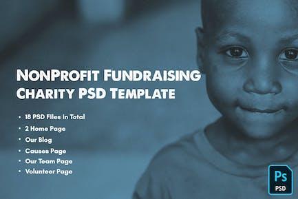 Creative NonProfit Fundraising Charity