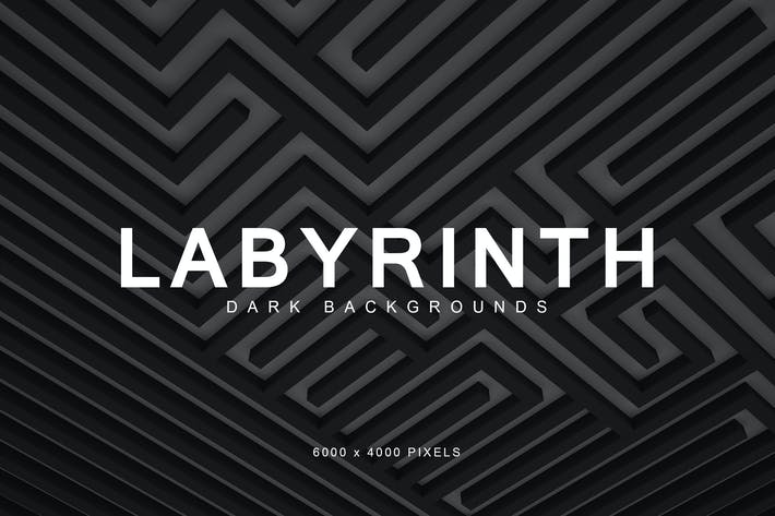 Dark Labyrinth Backgrounds