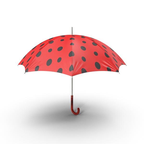 Thumbnail for Ladybug Umbrella