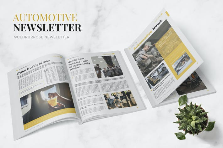 Automotive Bulletin Newsletter