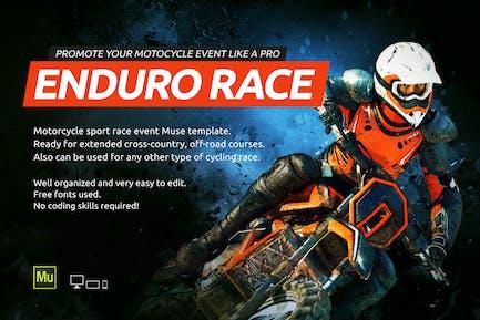 Enduro - Página web del evento Extreme Moto Race