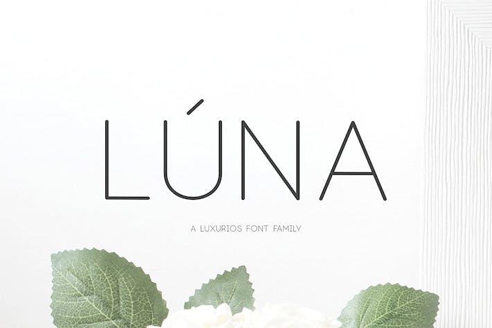 Thumbnail for Lúna - A Luxurios Familia De Fuentes