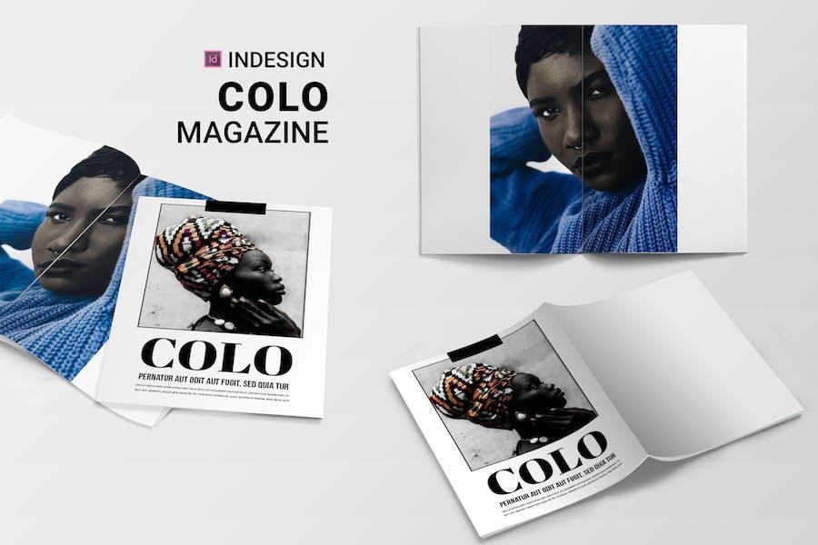 Colo | Magazine
