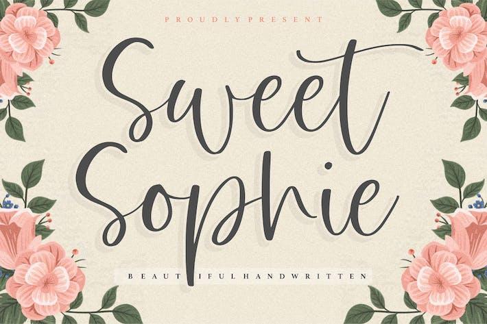 Sweet Sophie Script Fuente YH