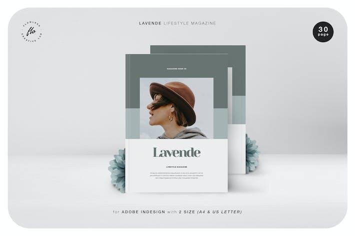 Thumbnail for Lavende Lifestyle Magazine