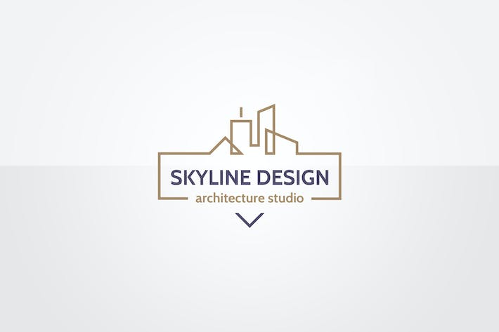 Thumbnail for Architecture Logo Template