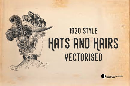 Hats and Hair