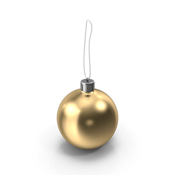 Thumbnail for Christmas Gold Ball