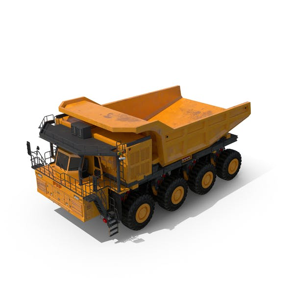 Thumbnail for Mining Truck