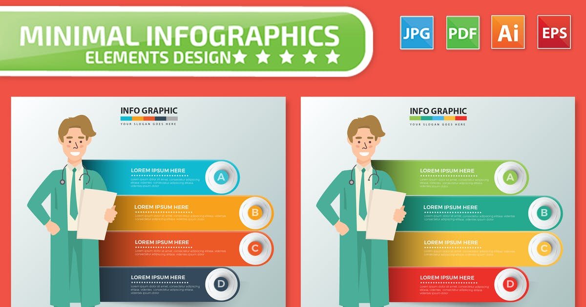 Download Medical Infographics design by mamanamsai