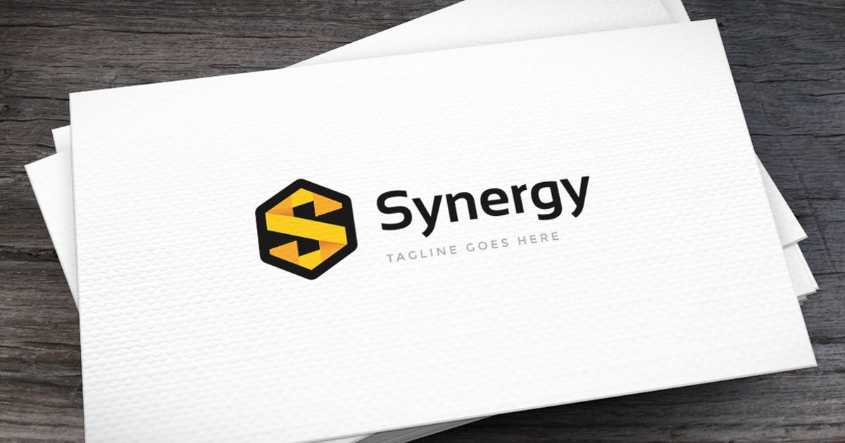 Download Synergy Letter S Logo Template by empativo