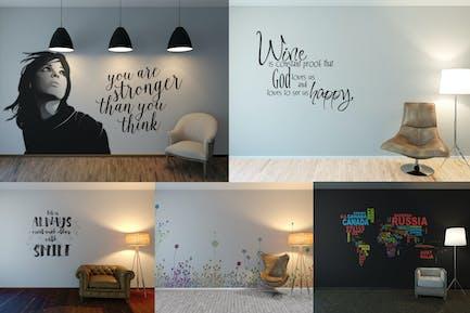 Wandkunst Mockup