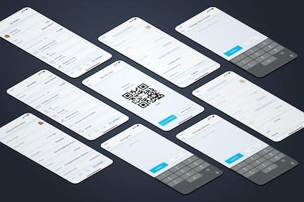 My Wallet - Wallet Mobile UI - FP