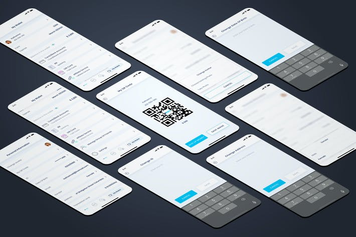 Thumbnail for My Wallet - Wallet Mobile UI - FP