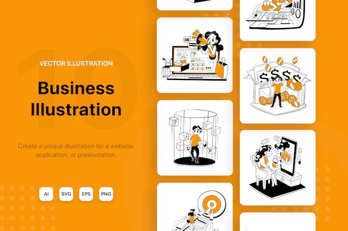 Thumbnail for иллюстрации цифрового маркетинга