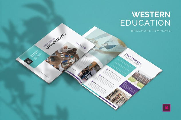 Western Education - Brochure Template