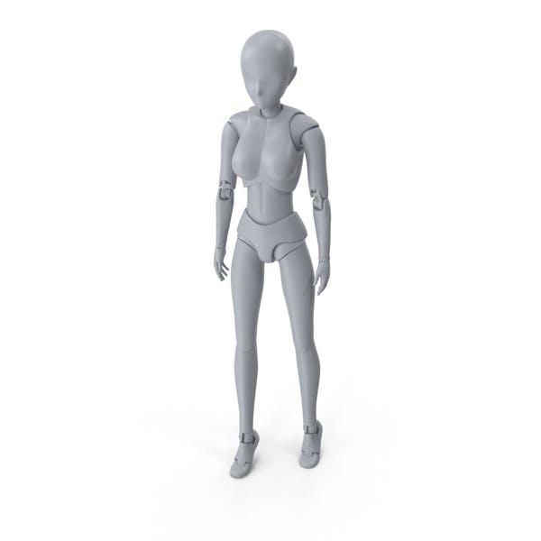 Mannequin Female Standing