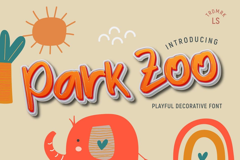 Park-zoo
