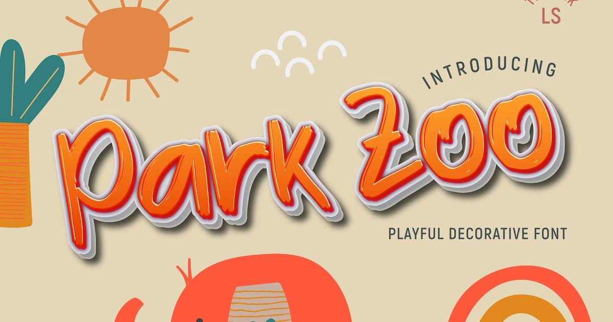Download Park zoo by LetterStockStd