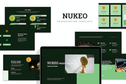 Nukeo : Crypto Currency Keynote
