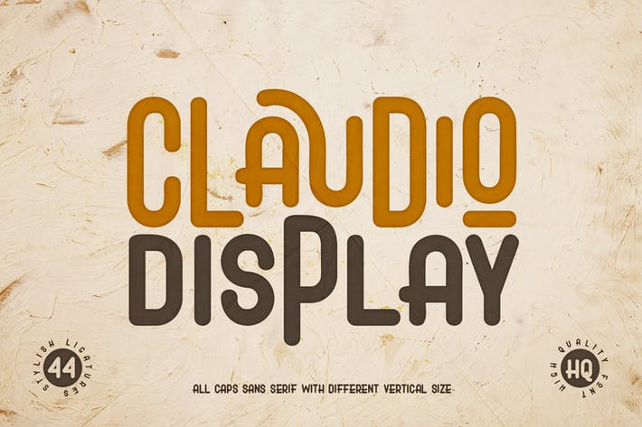 Thumbnail for Claudio - Fuente de pantalla