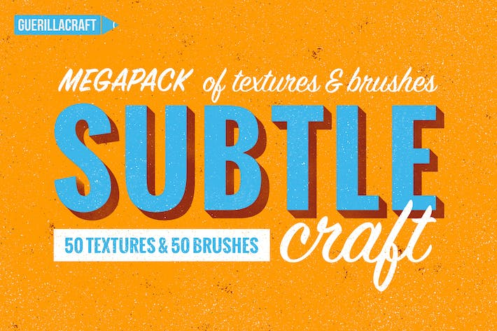 Thumbnail for Subtlecraft - textures and brushes