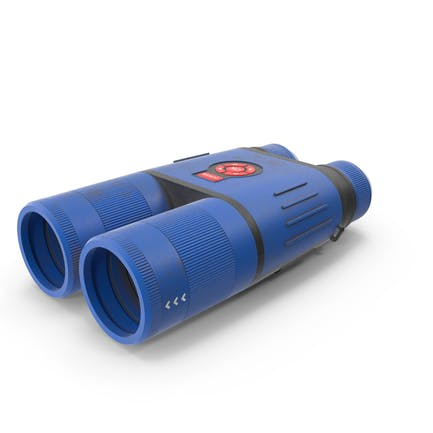 Binocular Blue Used