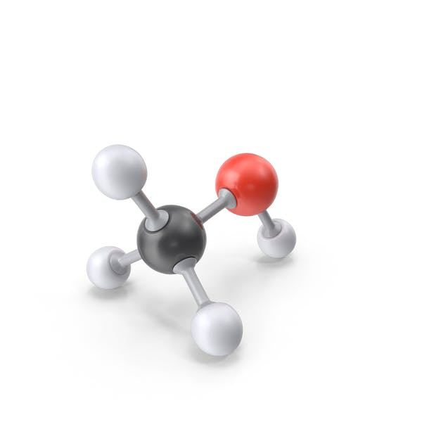 Thumbnail for Methanol Molecule